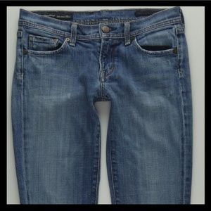 Citizens Humanity Ingrid 002 Jeans Women's 27 #823